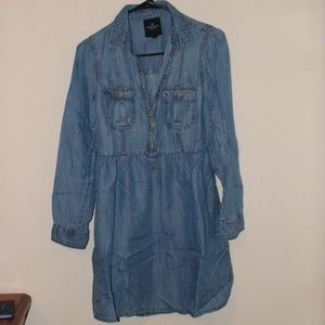 American Eagle Outfitters Jean Dress